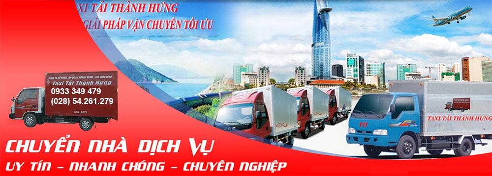 Chuyển nhà trọn gói quận Tân Bình, chuyển nhà quận Tân Bình