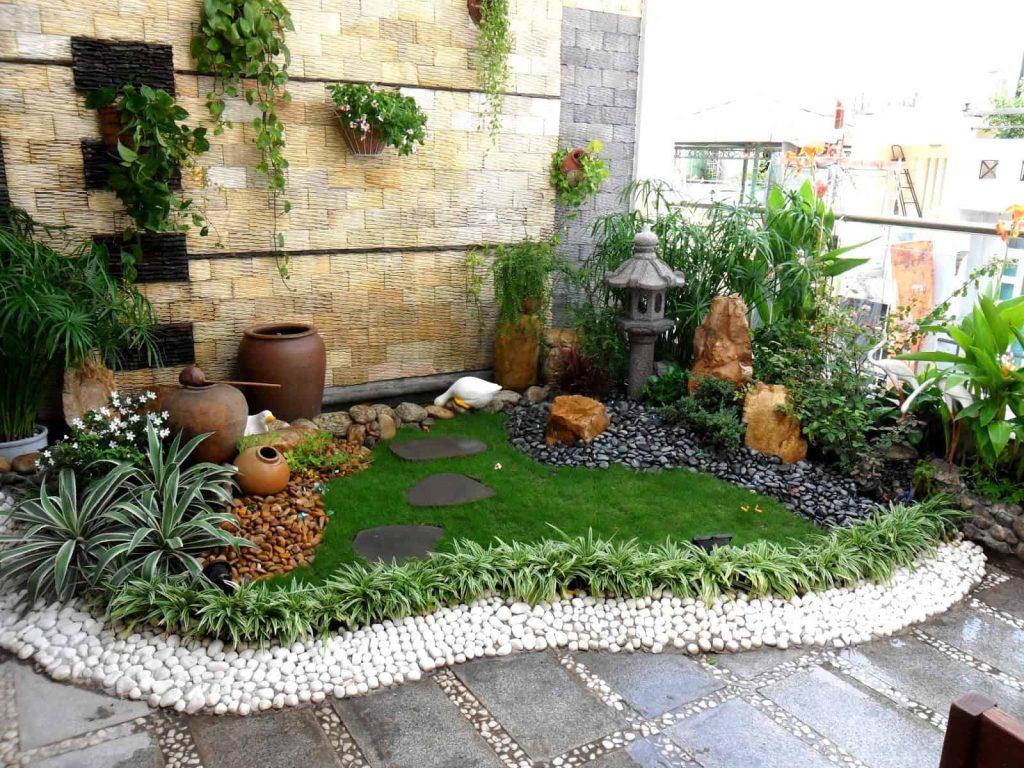 Đơn vị thiết kế tiểu cảnh sân vườn uy tín, chuyên nghiệp tại Tphcm