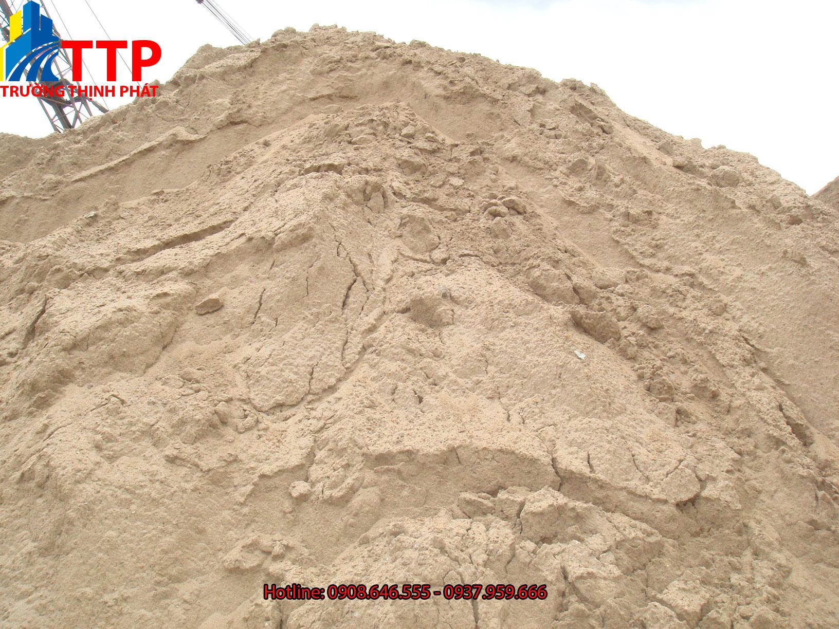 Báo Giá cát xây dựng Thành Phố Thủ Dầu Một tỉnh Bình Dương