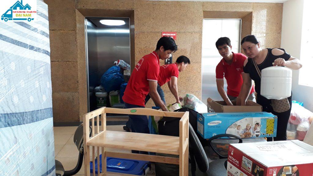 Dịch vụ chuyển nhà quận Bình Tân uy tín nhanh chóng giá rẻ