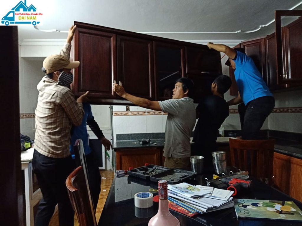 Dịch vụ chuyển nhà quận Tân Phú uy tín nhanh chóng giá rẻ