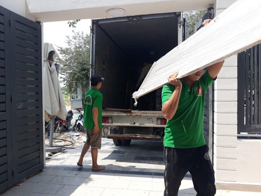 Dịch vụ chuyển nhà quận 7 uy tín nhanh chóng giá rẻ