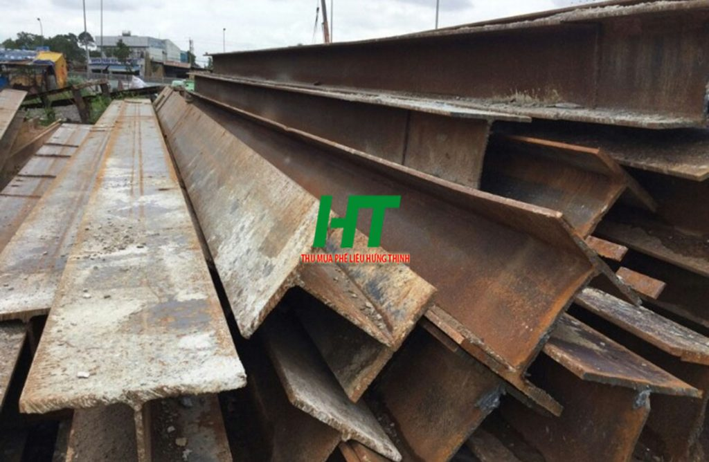 Thu mua phế liệu sắt giá cao trên thị trường