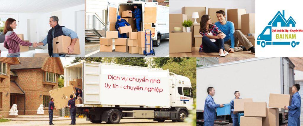 Dịch vụ chuyển nhà giá rẻ nhanh chóng, uy tín tại Tphcm