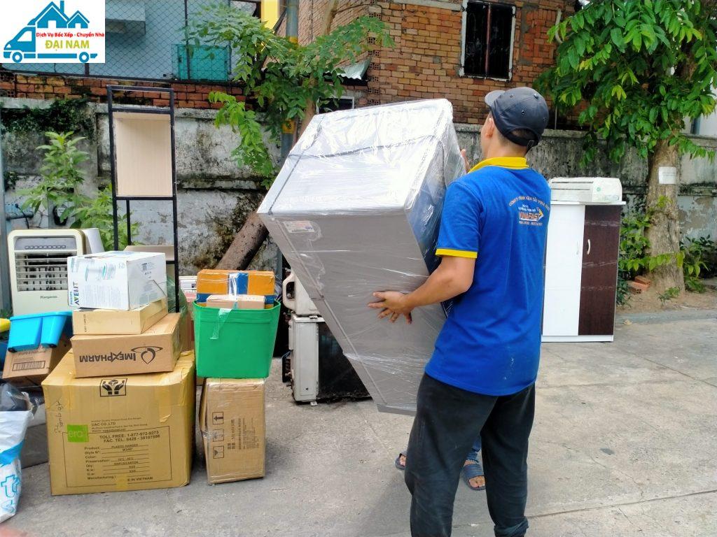 Dịch vụ chuyển nhà trọ giá rẻ nhanh chóng, uy tín tại Tphcm