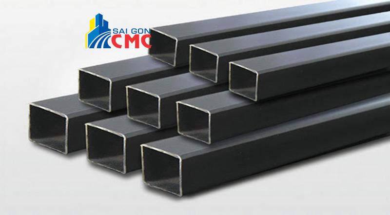 Giá thép hộp vuông đen cập nhật thường xuyên