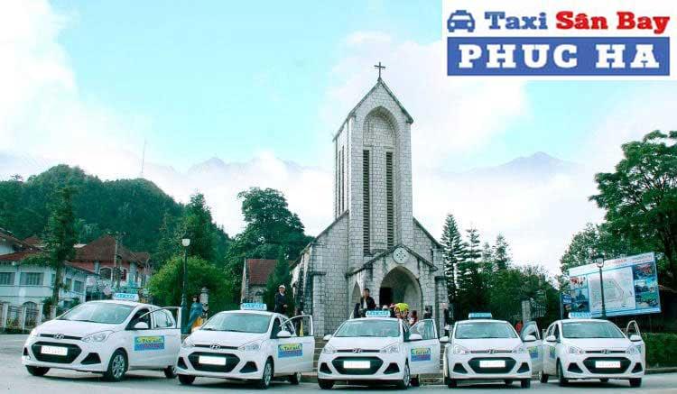Taxi Nội Bài Phúc Hà
